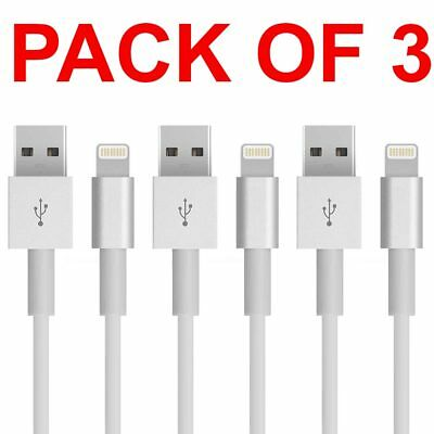 Lightning Sync y cargador de cable de datos USB para Apple iPhone 6 5 7 iPad Air
