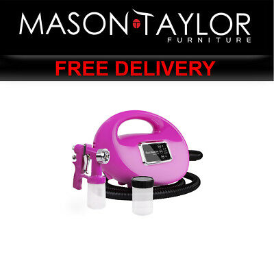 Mason Taylor HVLP Spray Tan Machine 700W Pink TAN-FIX-700-PINK