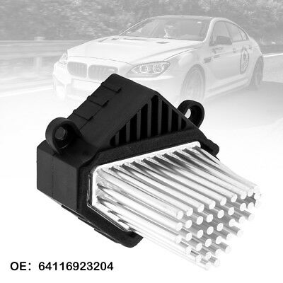 Heater Blower Motor Resistor for BMW 5 X3 X5 Series E36 E46 E83 E53 64118385549.