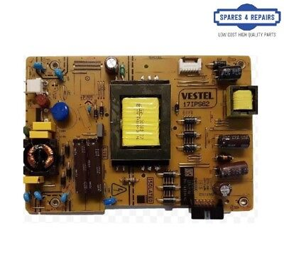 Vestel 17IPS62 Replacement LED LCD TV Power Supply Board - Fit Many Makes/Models