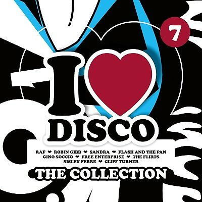 I LOVE DISCO COLLECTION Vol.7-2CD