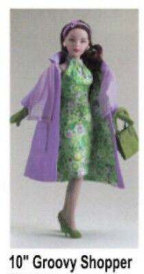 Tiny Kitty Collier- used outfit- Groovy Shopper- 2004