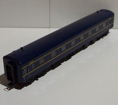 Powerline Victorian Railways AS 1st Class Passenger Car in VR Blue & Gold Livery
