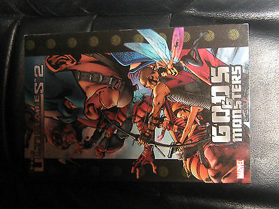 The Ultimates 2 Vol 1 - Gods and Monsters - Mark Millar