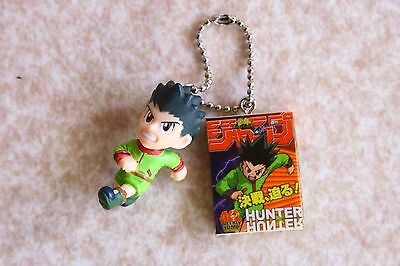 Shueisha HUNTER X HUNETR Gon Keychain Figure MIni Toy Manga Anime