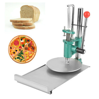 7.9inch Big Dough Pizza Pastry Press Machine Roller Sheeter Pasta Maker HighQ im