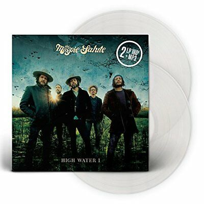 The Magpie Salute - High Water I - Limited Clear Trasprent Vinyl (2LP)