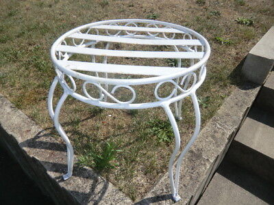 alter Hocker Stuhl shabby chic vintage
