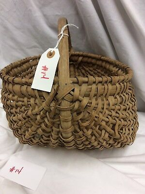 antique Basket Number 14