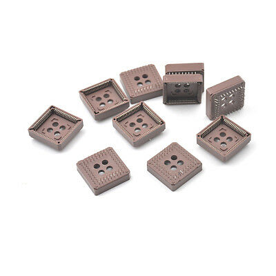 10pcs PLCC68 68 Pin 68Pin DIP IC Socket Adapter PLCC Converter In VH