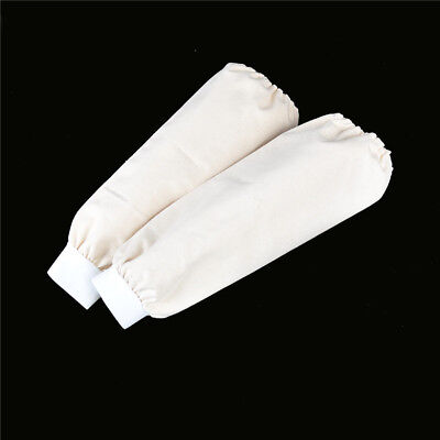 40cm Welding Welder Arm Protector Sleeves Protection Gardening Over Shirt VH