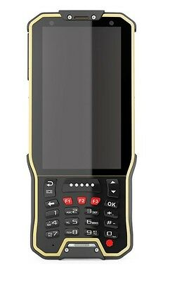 KT40Q Ironman PDA (2D Barcode Scanner, Android5.1/4'' Touch/GPS/3,4G/Camera)