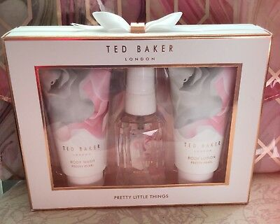 Ted Baker Pretty Little Things Gift Set Mini Trio