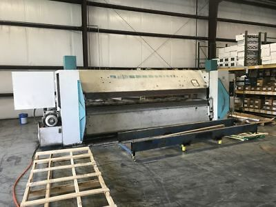 "Fasti-Werk 225-40-4.0 13'6"" 11 Ga. Folding Machine"