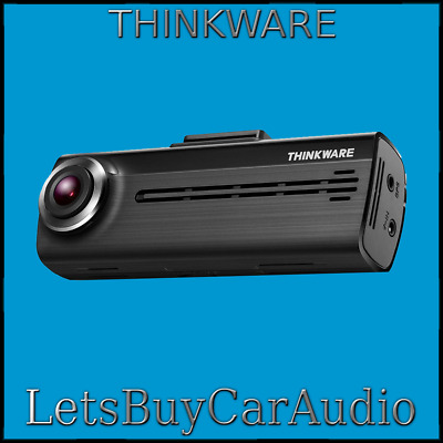 Thinkware F200 Front Only 16Gb + Car Charger, 1080P Full Hd, Wifi, Mobile App