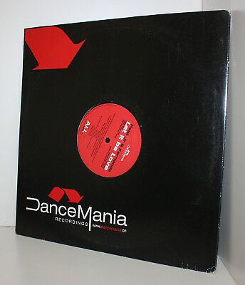 "Peat Jr & Fernando-Let It Be Love-12"" Maxi Vinyl-from Dj Set Ibiza & Mallorca"