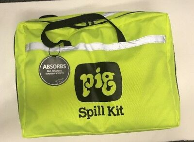 NEW PIG CORP KIT622  6.5 Gallon Truck Spill Kit in Stowaway Bag
