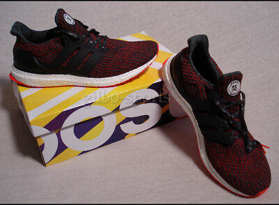 sports shoes 764c4 b19a8 ADIDAS ULTRABOOST 4.0 CNY Chinese New Year Black Red Gr. 40 BB6173 Ultra  Boost