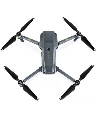 DJI Mavic Pro 4K WiFi Quadcopter Drone Fly More Combo Grey - Brand New