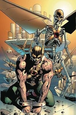 Hawkman #4 Cover A (Preorder Release Date 9-12)