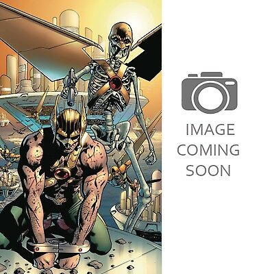 Hawkman #4 Cover Set A&B (Preorder Release Date 9-12)
