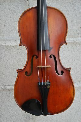 Vieux FRENCH violin certified authentic, CHIPOT-VUILLAUME 1920's, perfect