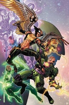 Justice League #7 Cover A (Preorder Release Date 9-05)