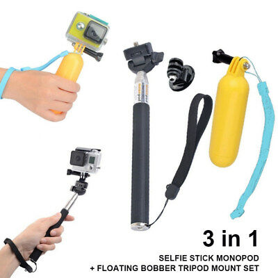 for Gopro Accessories Motion Camera Bobber Floating Accessories Light Outdoors