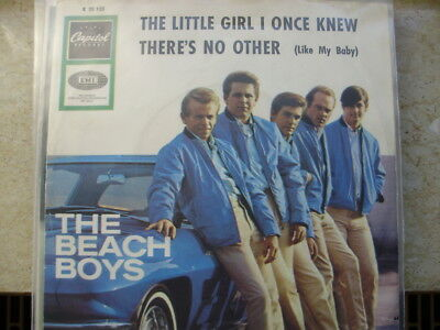 BEAT The Beach Boys: The little girl i once knew, Capitol 23123 CAR COVER