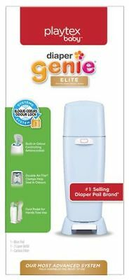Playtex Baby Playtex Diaper Genie Elite Diaper Pail System with Front Tilt Pail