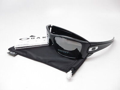 db9a32c996 New Oakley Fuel Cell OO9096-J560 Polished Black w/Prizm Black Iridium  Sunglasses