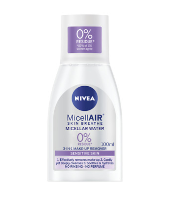 Nivea Micellar Water Sensitive Skin 100ml