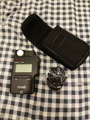 POLARIS FLASH METER AMBIENT INCIDENT REFLECTED - Barely Used
