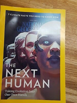 National geographic magazine - April 2017