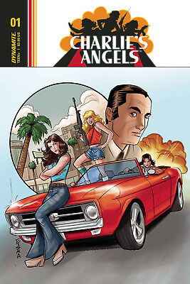 Charlie/'s Angels #3 Cover A FN//VF 2018 Dynamite Vault 35