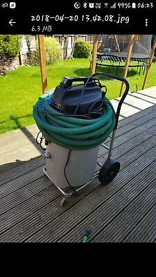 GREAT condition hardly used Numatic wet vac