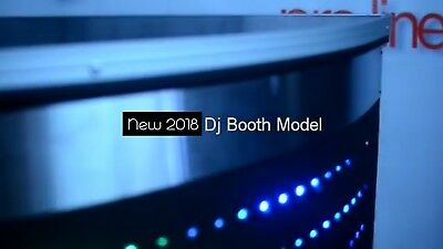 Limited Offer / Dj Booth Led Pixel Ddj Rane  Serato Pioneer  Mixer Table Facade