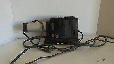 Vintage Kodak Kodaslide Projector Model 2 Working with Lamp 1940's  CL25-7