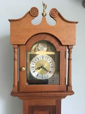 Grandfather Clock With Chimes