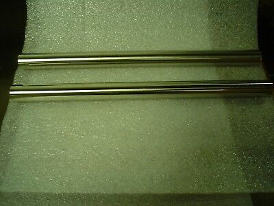 """Marsh aiming Stainless Mounting Tubes  1"""" O.D. x 15"""" L - 60 day warranty Qty 2"""