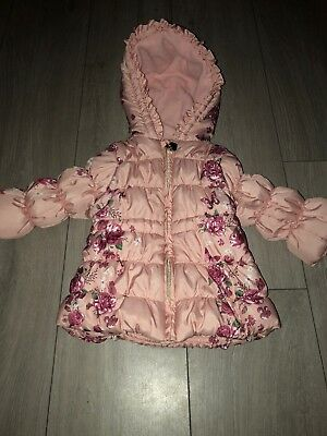 Girls 6-9 Month Coat