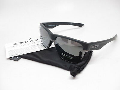 74184540e86 Oakley Two Face XL OO9350-10 Matte Black w Prizm Black Polarized Sunglasses
