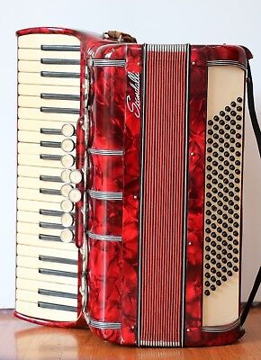 SCANDALLI ACCORDION - 41/120