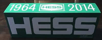 Hess 1964-2014 Limited Collector's Edition Toy Truck 50th Anniversary NEW!