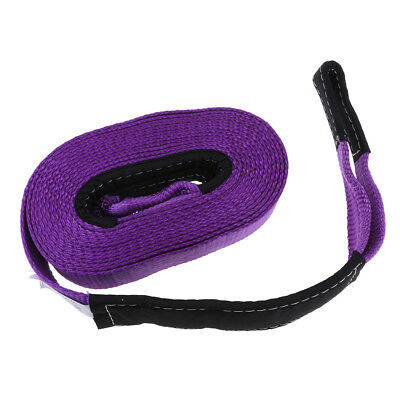 Winch Extension Tow Nylon Webbing Strap 12000 lbs Capacity