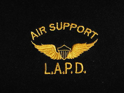 """""""LAPD Air Support"""" Hoody Jacket  (S)"""