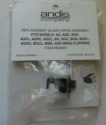 Andis Ag Sgc Agcl Agr+ Ultra Edge 5 Speed Blade Drive Assembly Lever