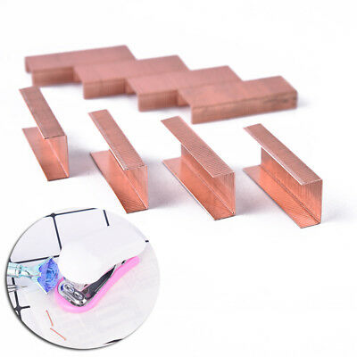 1000pcs size no12 staples box for rose gold stapler office home school supply BR