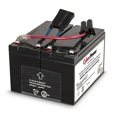 Genuine Cyberpower RB1270X2B Relacement Battery