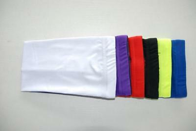 Cooling Arm Sleeves Cover UV Sun Protection Basketball Golf Athletic Sport